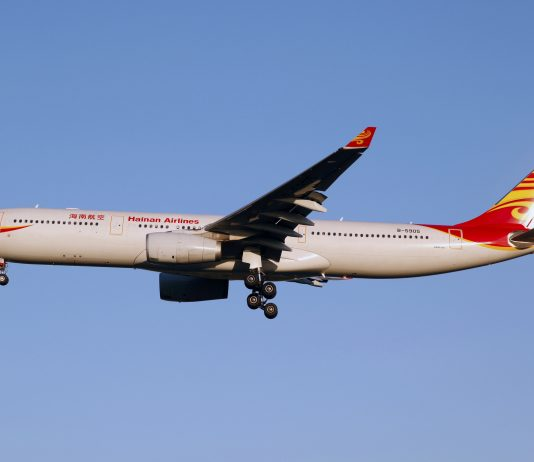 Hainan Airlines adds two new routes